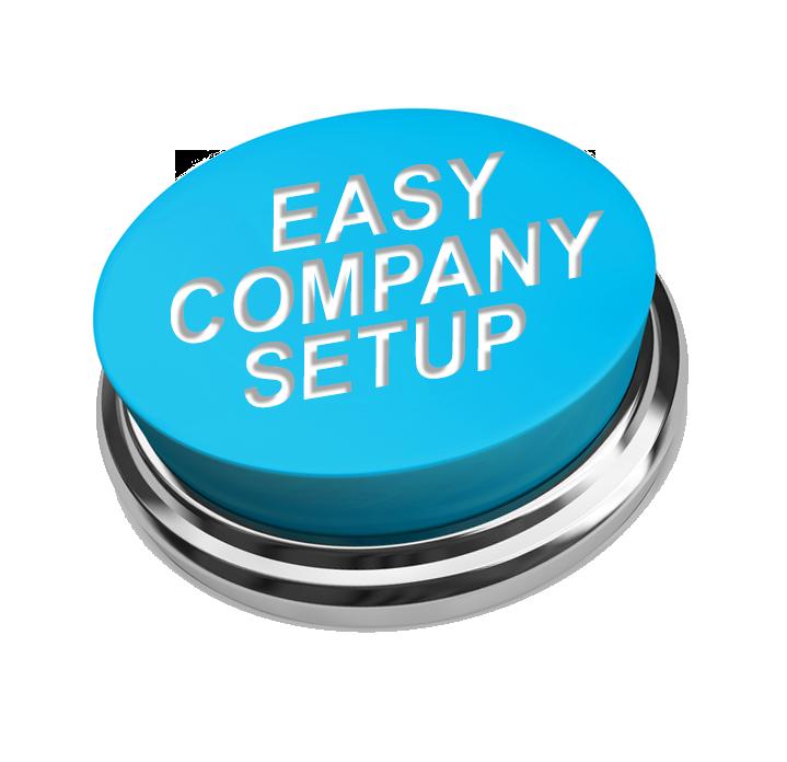 Easy Company Setup
